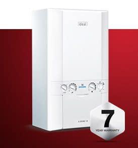 Ideal Logic Plus 24kw Boiler Review [Worcester 25i Alternative]