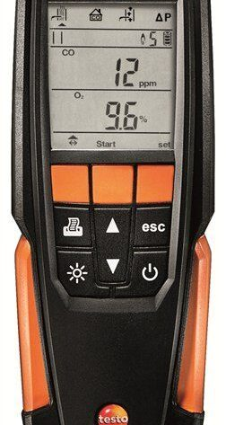 The 6 Best Flue Gas Analysers For The Money In 2021? [Spoiler: It's Testo]