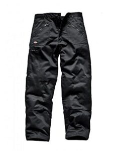 Dickies Redhawk Action work trousers with knee pads