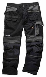 Pantalón de trabajo Scruffs 3D
