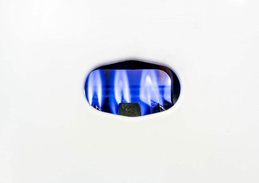 ¿La luz piloto de la caldera no se enciende?