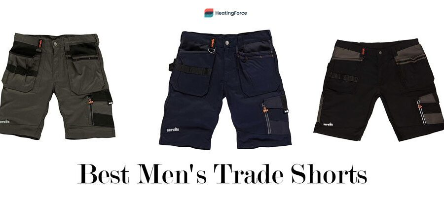 Best Men's Work Shorts With Pockets (Come from Scruffs) in 2021
