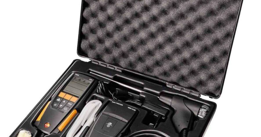 Testo 310 Flue Gas Analyser [5 Minute Review]