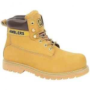 Amblers FS7 (Women's) Steel Toe Boots