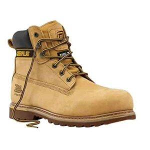 CAT Holton Safety Boots