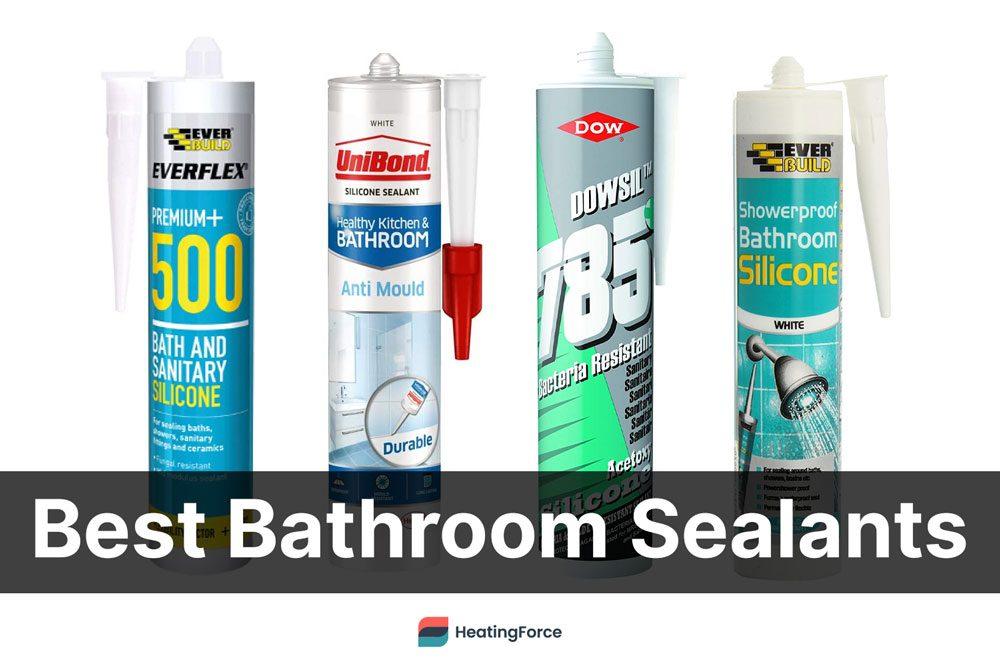 Best bathroom sealant