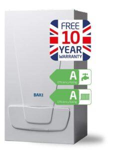 Best Cheap Combi Boiler - Baxi EcoBlue Advance combi boiler