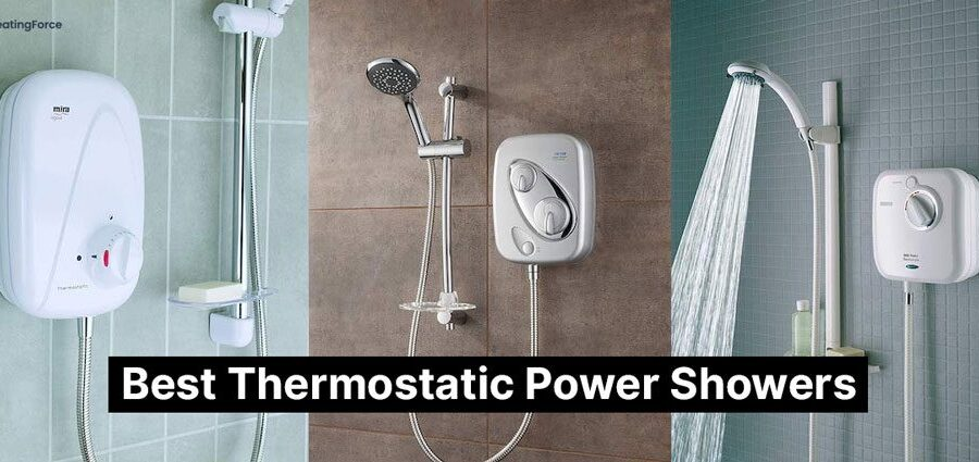 Best Thermostatic Power Shower for your Money: Reviewing Top Power Showers in 2021
