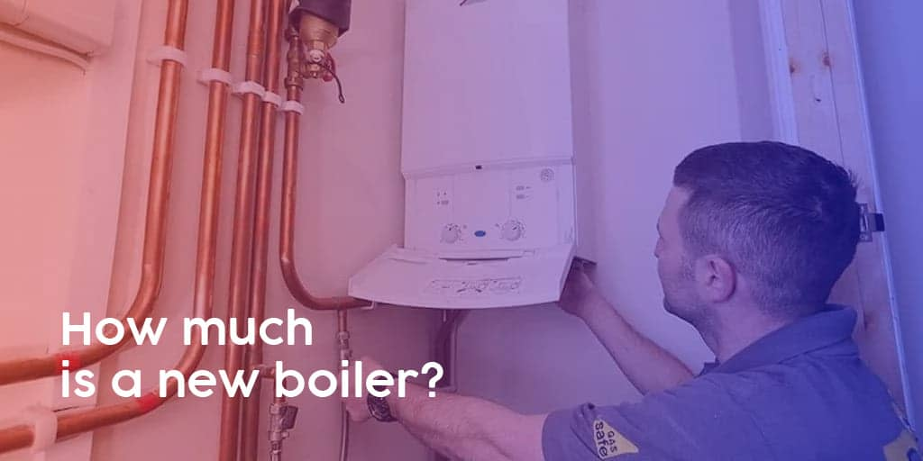 How much is a new boiler