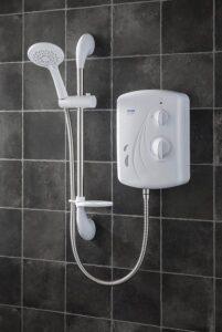 Triton Seville Universal Electric Shower, 10.5 KW