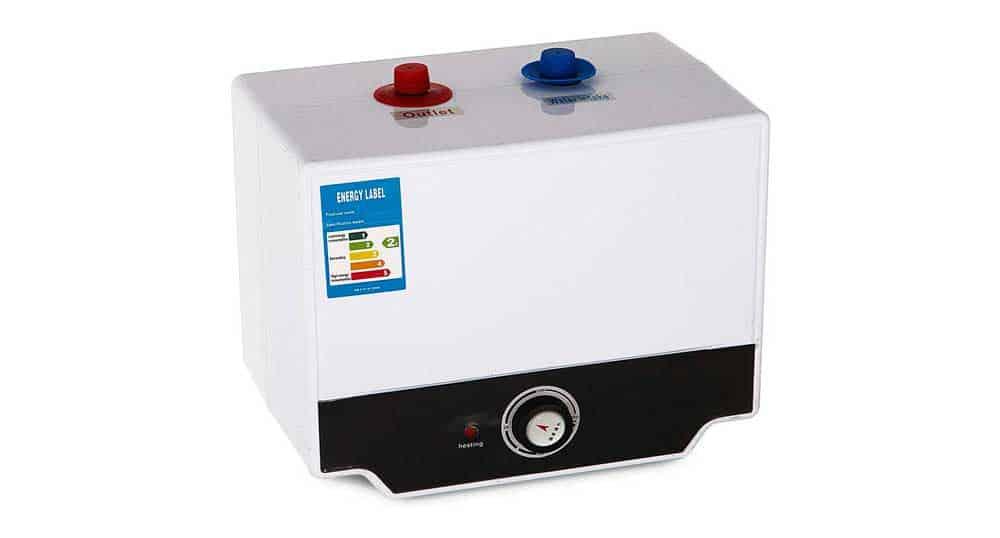 BuoQua 15L Electric Water Heater 1500W Instant Water Heater Under Sink