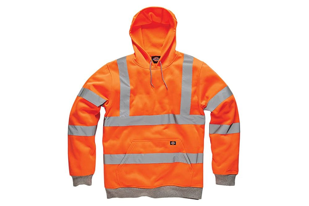 Sudadera Dickies HI VIZ VIS Sudadera con capucha de alta visibilidad Sudadera con capucha de seguridad para el trabajo