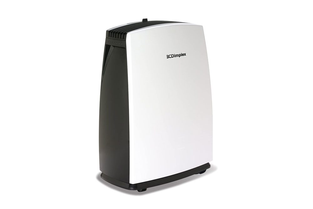 Dimplex DXDH16N Dehumidifier, 16l water extraction
