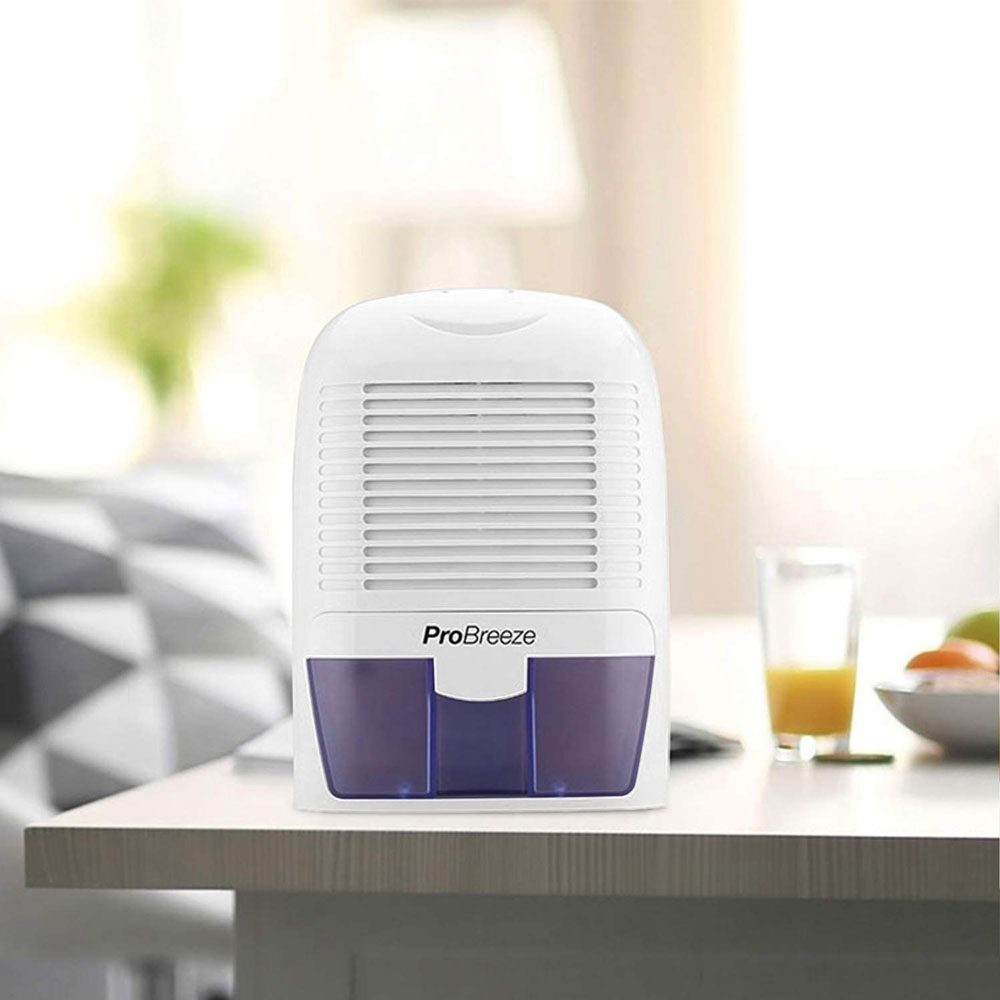 Pro Breeze Dehumidifier for Damp, Mould, Moisture