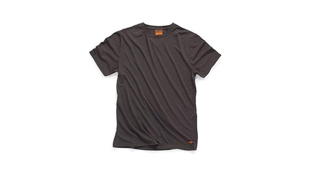 Scruffs T54672 Worker T-Shirt Graphite