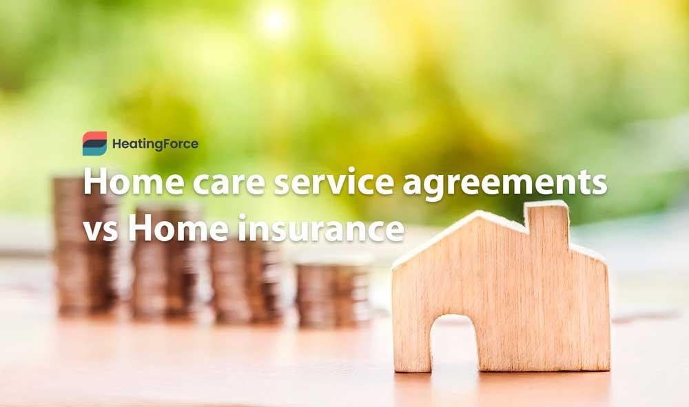 Home care plans vs Home Insurance