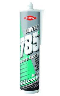 Sellador Sanitario Dowsil 785 Blanco