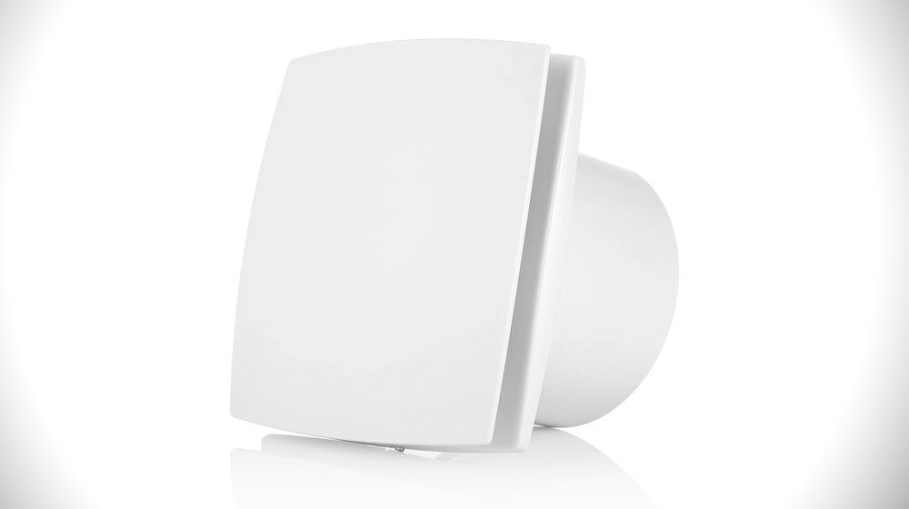 """OOPPEN 6"""" Ventilation Wall or Ceiling Mounted Exhaust Fan"""