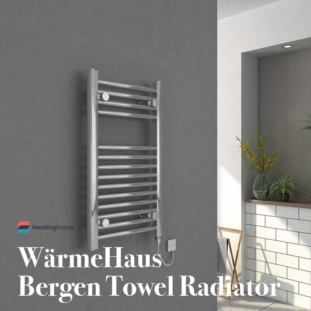 Radiador de toalla WärmeHaus Bergen