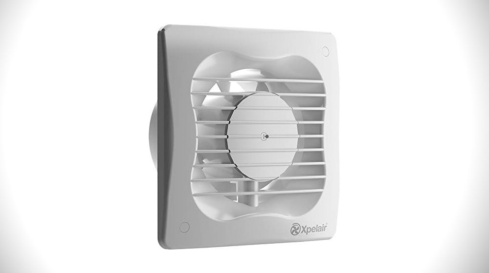 Xpelair VX150T 93227AW Kitchen/Bathroom Wall or Ceiling Extractor Fan