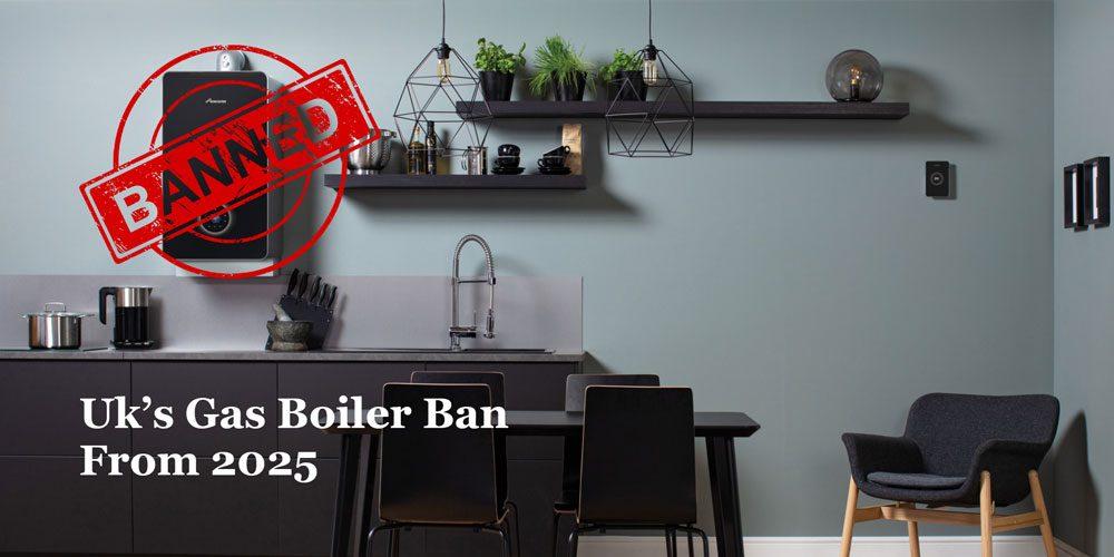 UK Gas boiler ban 2025