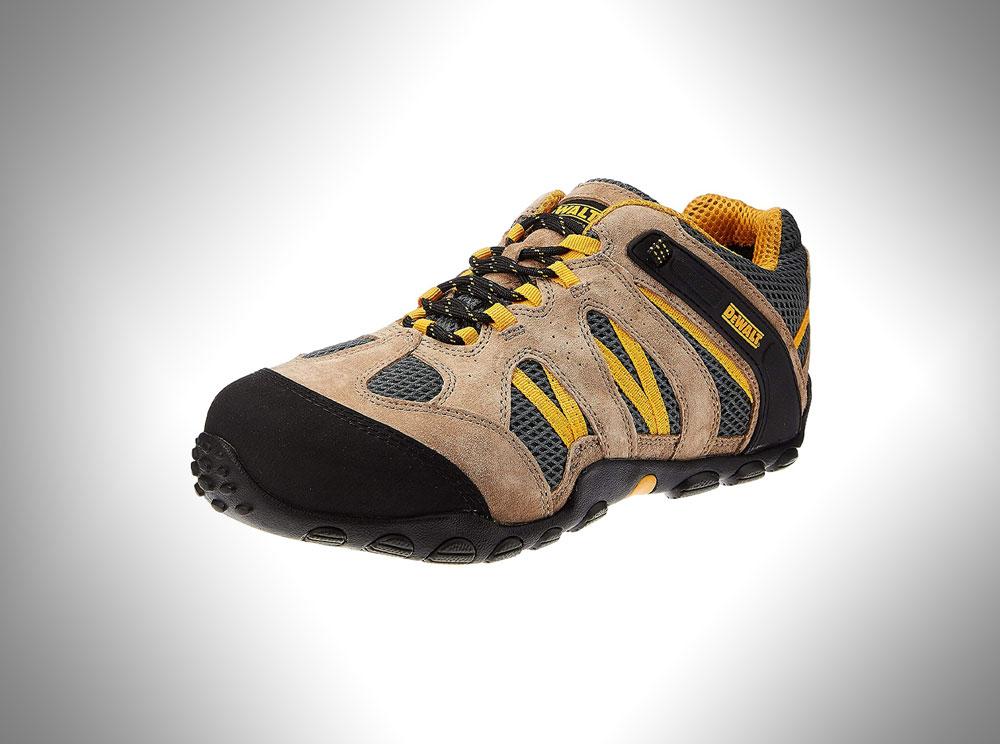 DEWALT Plane Classic Mens Safety Steel Toe Midsole Trainers Shoes