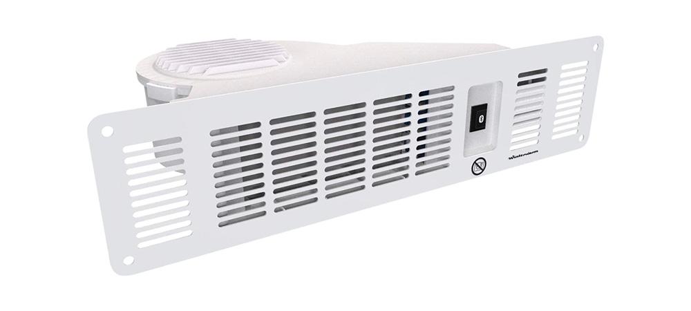 Calentador de zócalo eléctrico Winterwarm WWFH20E