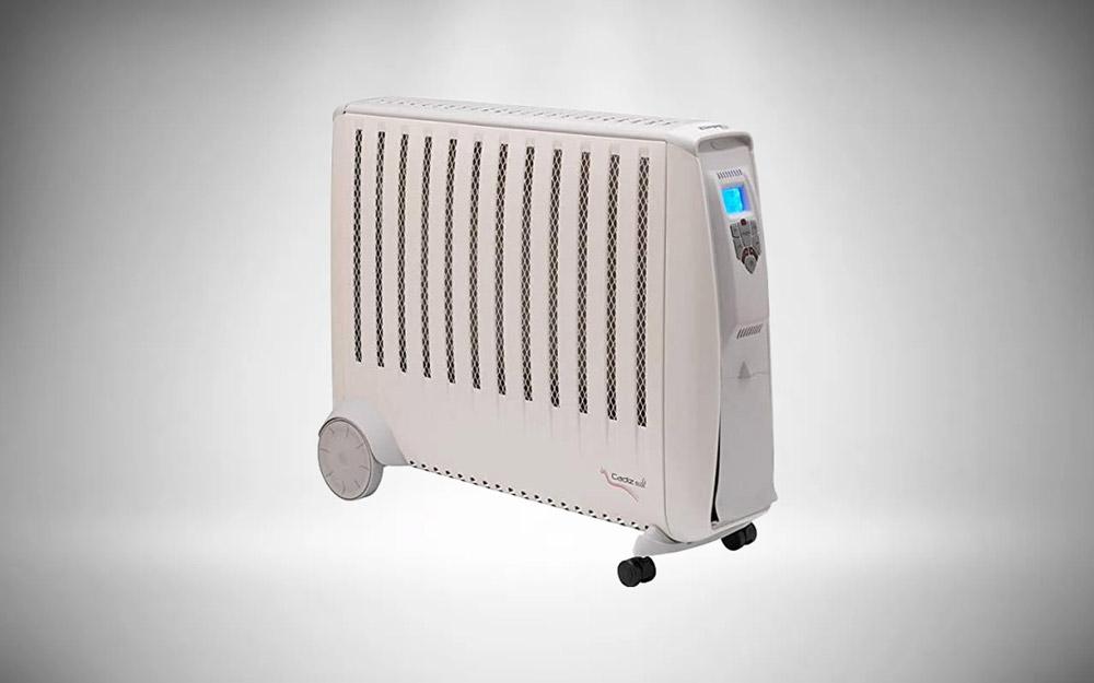 Radiador sin aceite Dimplex CDE3ECC 3KW, blanco