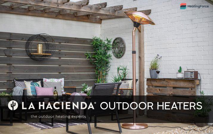 La Hacienda Patio Heater (Reviews): Best Outdoor Heaters For 2021