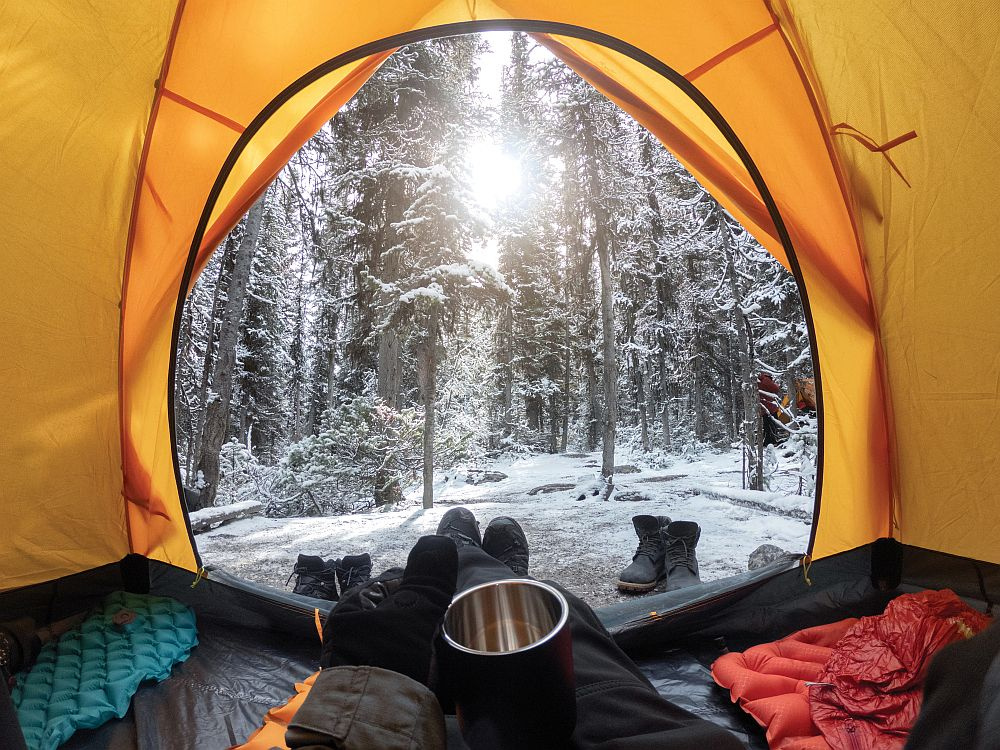 Best Camping Heater for Your Trip