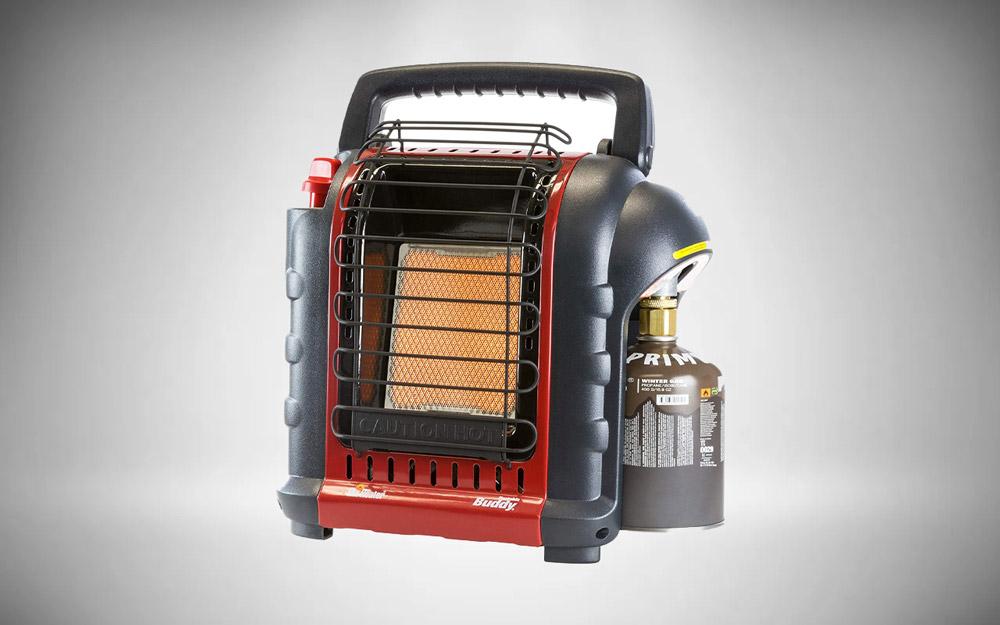 Calentador de propano portátil Buddy Mr.Heater