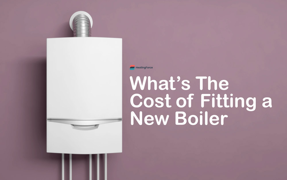 Boiler fitting cost