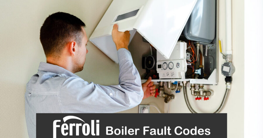 5 Common Ferroli Boiler Fault Codes and How to Fix Them