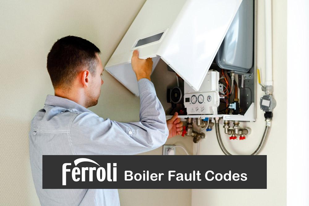 Ferroli Boiler Fault Codes
