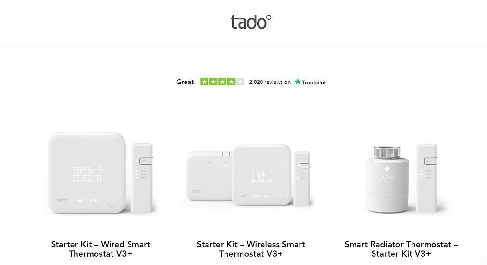 Tado Thermostat Review